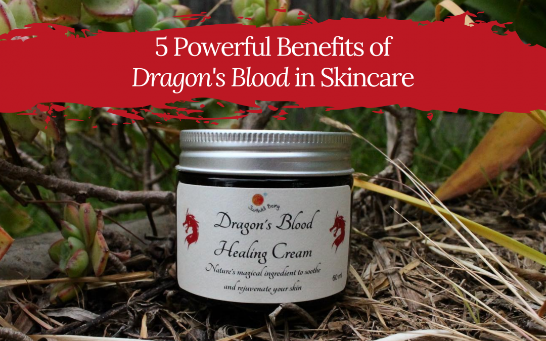 5 Powerful Benefits Of Dragon's Blood In Skincare